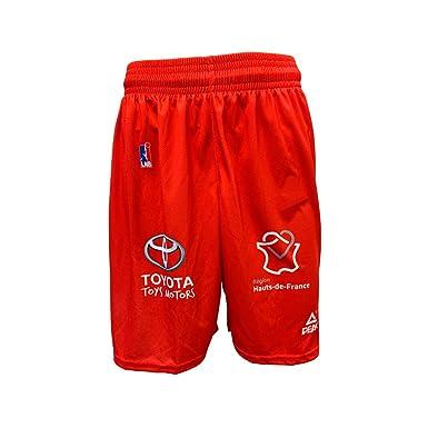Denain Voltaire Pantalones Cortos de Baloncesto para niños 2018 ...