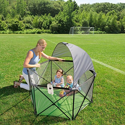 Summer Pop N Play Portable Playard - 9