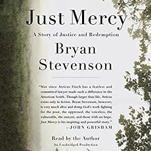 Just Mercy Audiobook
