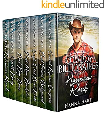 Cowboy Billionaires At Havenview Ranch : Billionaire Ranch Brothers Boxset