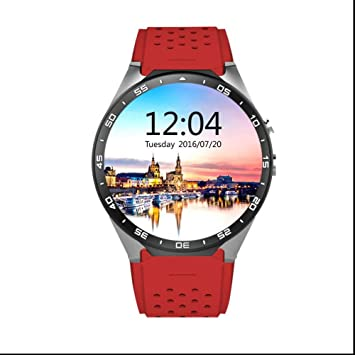 Reloj conectable GPS podómetro Fitness Tracker Relojes Ritmo ...