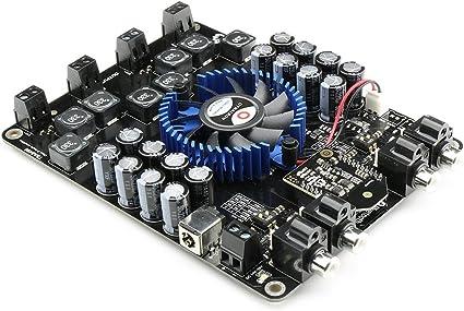 IRS2092 Stereo Amp WONDOM 2 X 1000Watt Class D Module Audio Amplifier Board