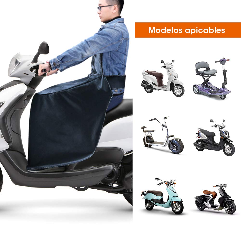 Coprigambe per Scooter