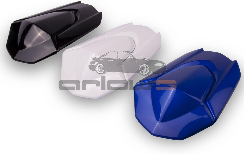 Arlows Soziusabdeckung Suzuki Gsxr 1000 K9 K10 L0 L1 L2 L3 L4 Schwarz Weiß Blau Auto