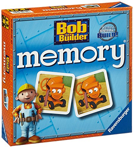 Bob the Builder Memory Game Puzzle