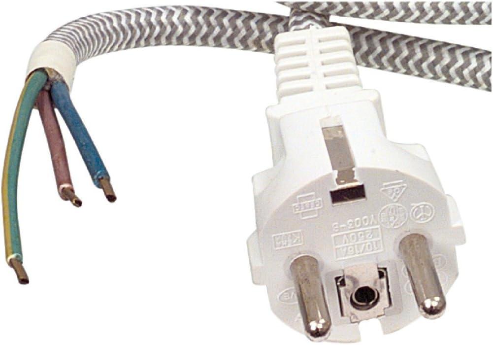 Fixapart W8-90001 Cable eléctrico, Gris