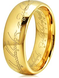 three - Wedding Rings Amazon