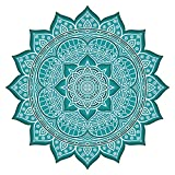 Wall Sticker Wall Sticker Mandala Flower India Morocco Ornament