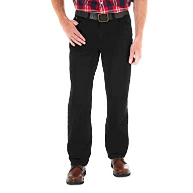 f7aefb25 Wrangler Men's 5-Star Relaxed Fit Jeans at Amazon Men's Clothing store:
