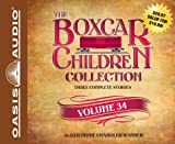 The Boxcar Children Collection Volume 34: The Mystery of the Haunted Boxcar, The Clue in the Corn Maze, The Ghost of the Chattering Bones