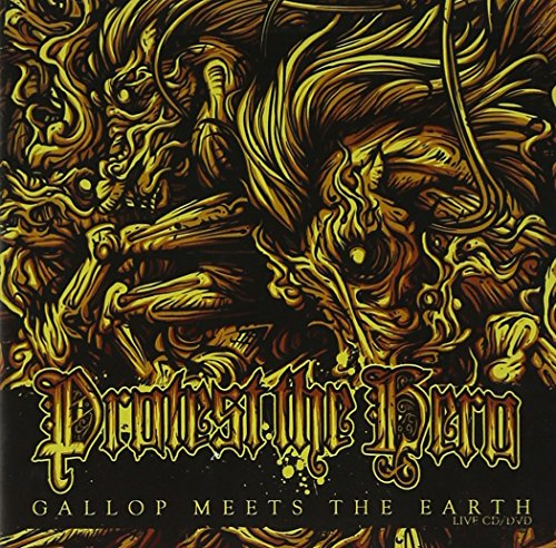 Gallop Meets The Earth [Live CD/DVD Combo] by Underground Operations (Image #2)