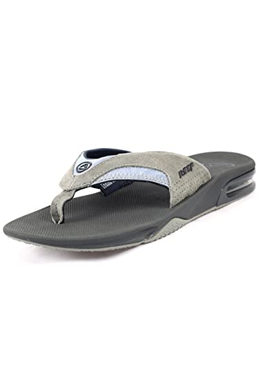 df0544e2f9f7 Reef FANNING TX Mens Flip Flops Sandals (UK7