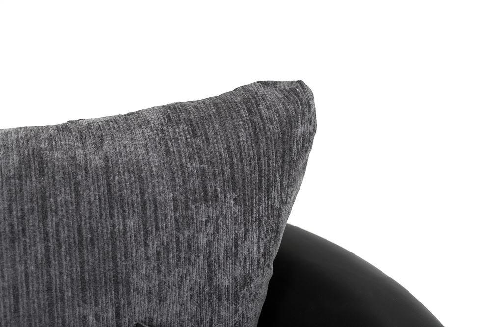 Abakus Direct Byron Esquina 2 + 3 Tela de Chenilla y sofás ...