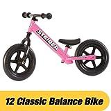 Strider 12 Classic No-Pedal Balance Bike (Pink)