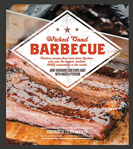 Wicked Good Barbecue Fearless Competition product image
