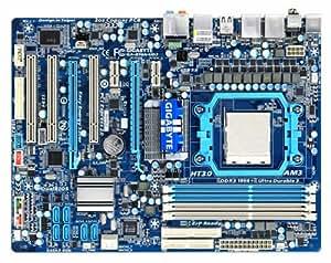 Gigabyte SB850 PCIE2 USB3 ATX Retail AMD 870 ATX DDR3 1333 AM3 Motherboard (GA-870A-UD3)