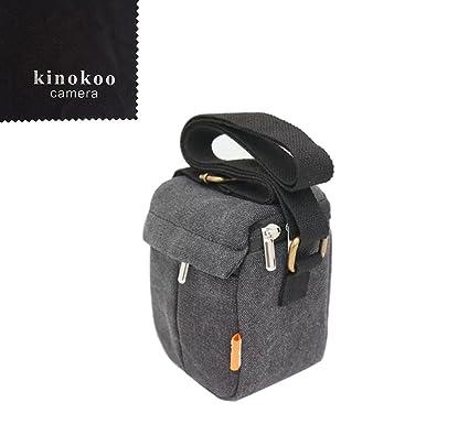 kinokoo bolsa de la cámara bolsa de lona Compatible para todas las ...