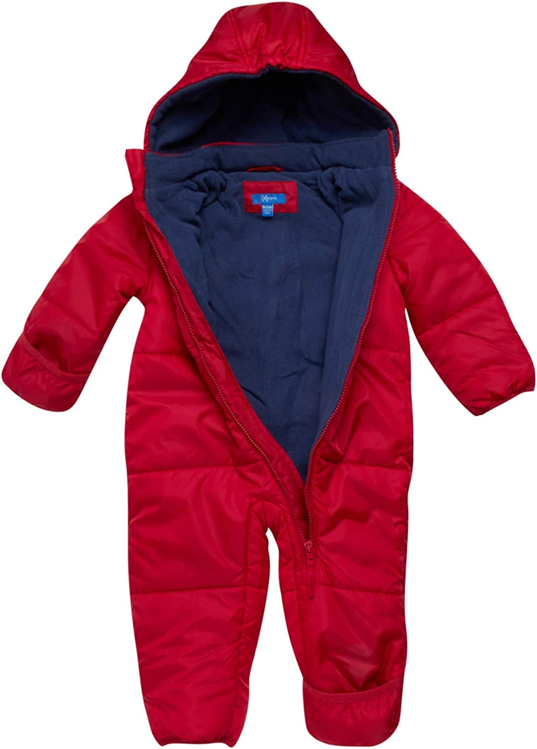 Infant Boy/'s iXtreme IX6984555-GRN Insulated Two-Piece Snowsuit Green
