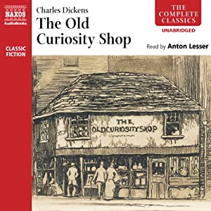 The Old Curiosity Shop Hörbuch