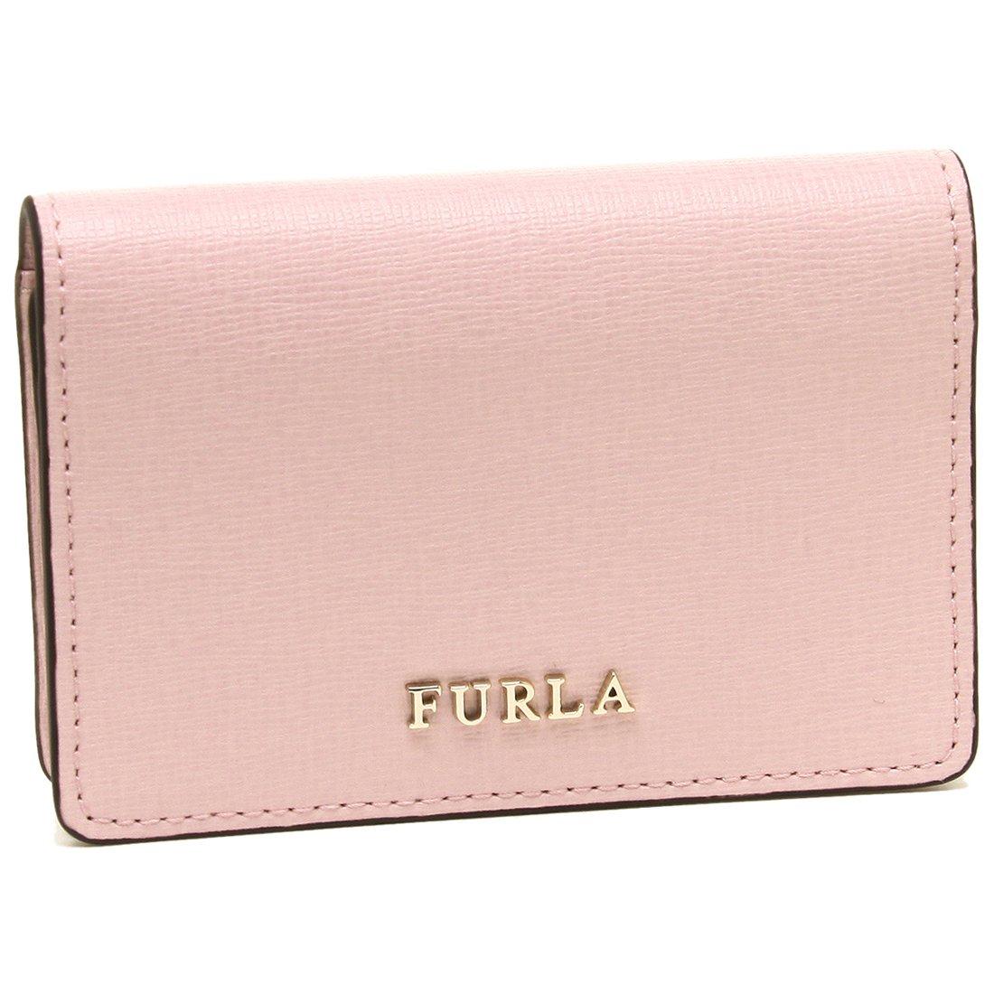 [フルラ] カードケース レディース FURLA 962149 PS04 B30 LC4 ピンク [並行輸入品]   B07DWNBFCP