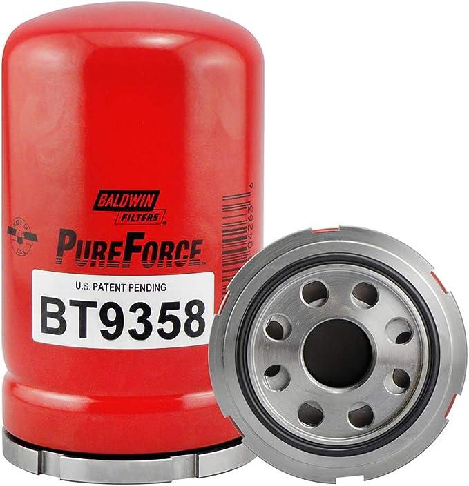 1-25//32 x 4-15//32 In Baldwin Filters PT9137 Heavy Duty Hydraulic Filter