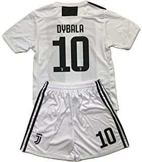 846d92b49 ... where to buy enevva dybala 10 juventus 2018 2019 youths home soccer  jersey shorts 5c47f 29ef3