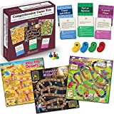 Really Good Stuff Comprehension Game Trio: Cause And Effect, Fact Or Opinion & Context Clues - Grades 2-3
