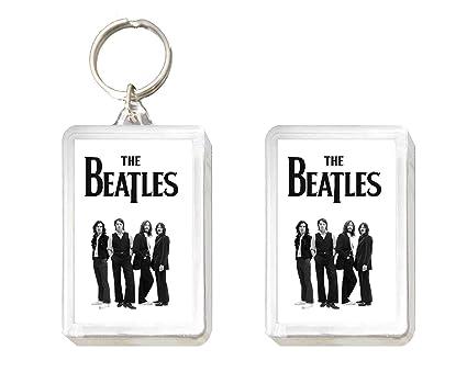 Llavero y Imán The Beatles 3: Amazon.es: Juguetes y juegos