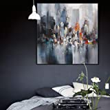 DEED Modern minimalist abstract city