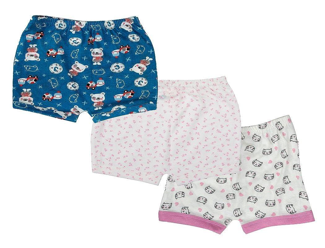 Sofie /& Sam Bio-Baumwolle 2er Pack Combo 3-6 Monate Baby Shorts