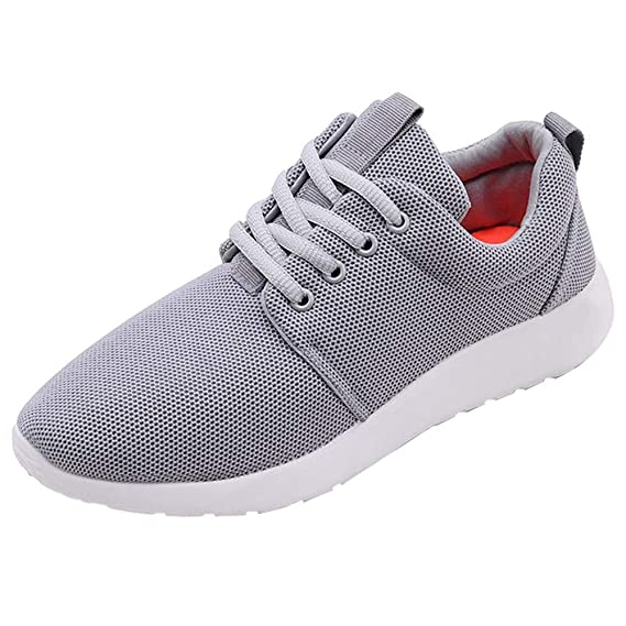 Amazon.com: Fashion Mens Sneaker Flying Woven Shoes Casual Breathable Running Trainers Fitness Shoes: Toys & Games