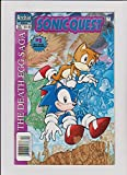 img - for Sonic Quest The Death Egg Saga #1 (Sonic the Hedgehog) book / textbook / text book