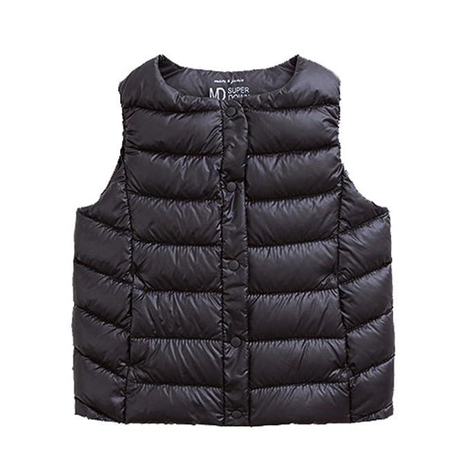 14c56d47c Amazon.com  marc janie Girls Boys  Lightweight Packable Down Puffer ...