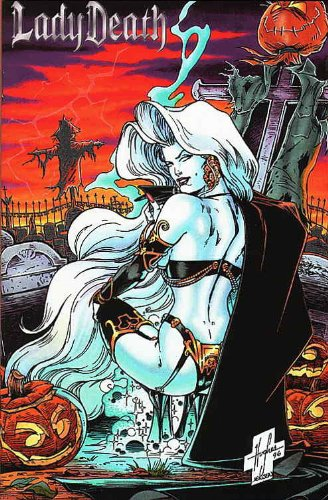 Books : Untold Tales of Lady Death No. 1