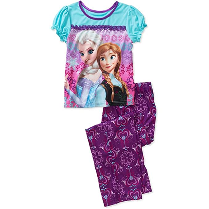 Amazon.com: Disney Frozen las niñas Anna y Elsa 2 Piece ...