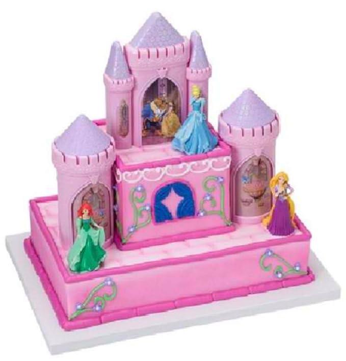 Castillo de princesa Cenicienta Ariel enredados Belle ...