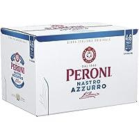 Peroni Nastro Azzuro 330mL Bottles - Case (24)