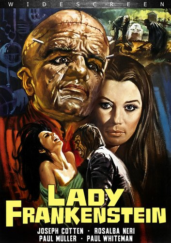 Lady Frankenstein (Widescreen)