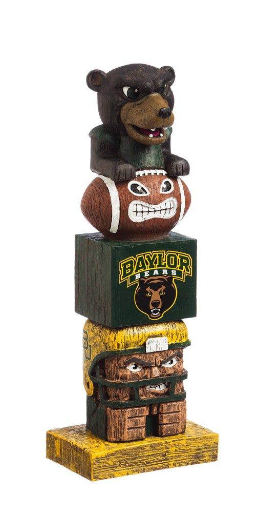 Team Sports America NCAA Baylor Bears Tiki Totem