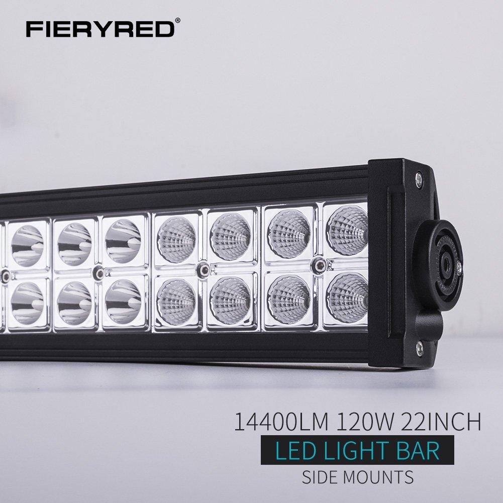 2 Years Warranty Zhongxin 4350387041 Flush Mount LED Pods 2 Pcs 24w Spot Flood Combo Beam Led Light Bar Round Driving Lights for Off Road Jeep Truck SUV ATV UTV Bumper Thin Light
