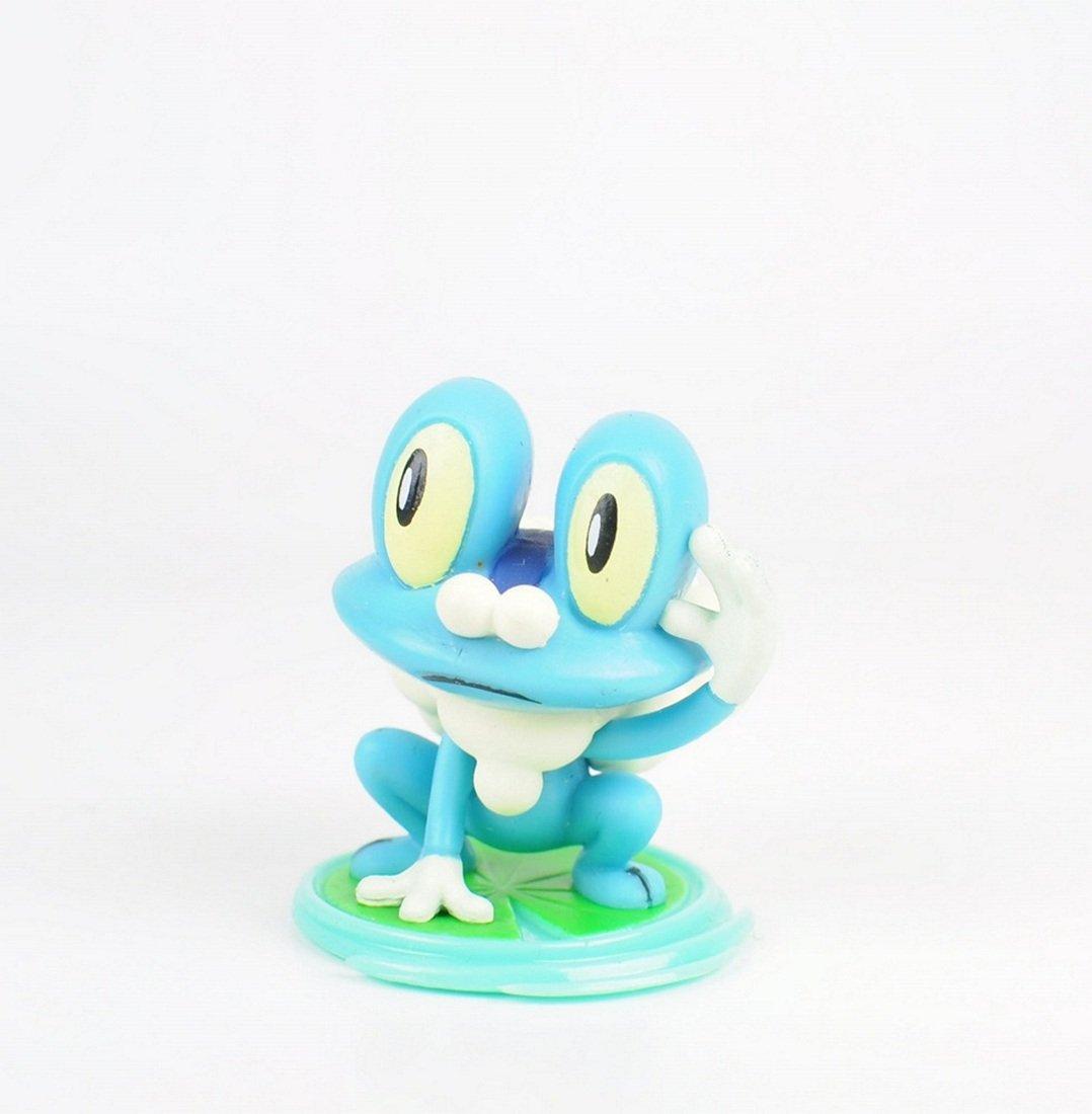 Pokemon XY Mini Figure Froakie Figure PVC Approx 1.5