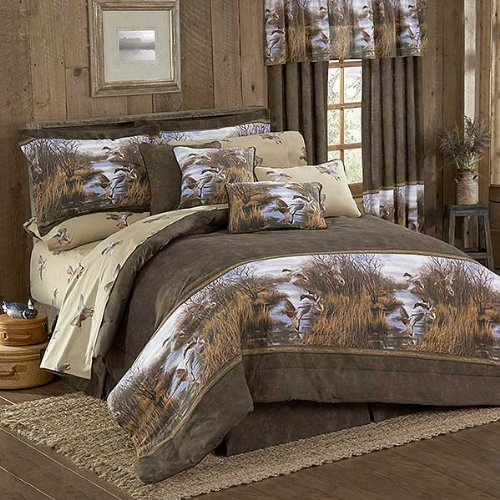 Duck Comforter Set <br>Twin, Full, King or Queen