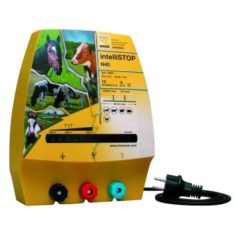 Elektrozaungerät ranger N40 Netzgerät (230 Volt) 3 Anschlüsse