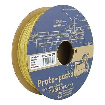 Amazon.com: Proto-Pasta HTPLA - Filamento de impresión 3D ...