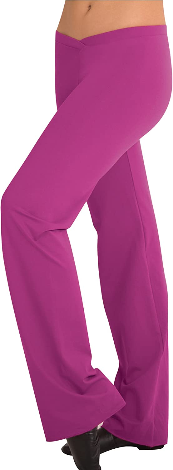 Body Wrappers V-Front Jazz Pant BWP296