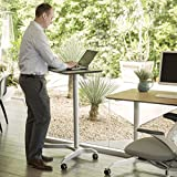 Seville Classics Airlift Sit-Stand Adjustable