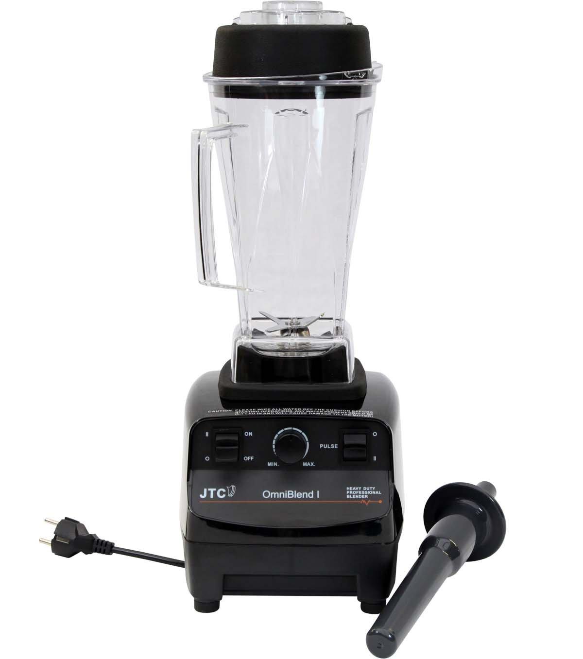 JTC Omni Blend I batidora tm767 Negro 2,0 L de depósito sin BPA ...