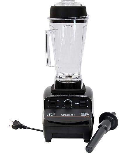 JTC Omni Blend I batidora tm767 Negro 2,0 L de depósito sin BPA