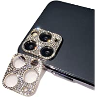 2-Pack Vanjunn Bling Crystal Camera Lens Protector