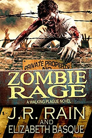 book cover of Zombie Rage